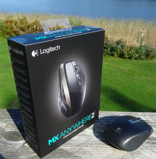 Logitech MX Anywhere 2 och föregångaren